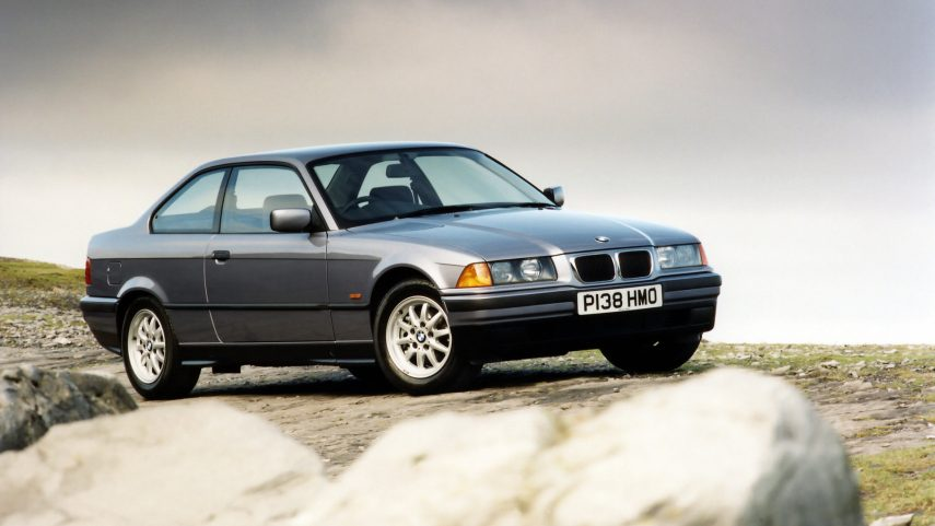 Coche del día: BMW 318is Coupé (E36)