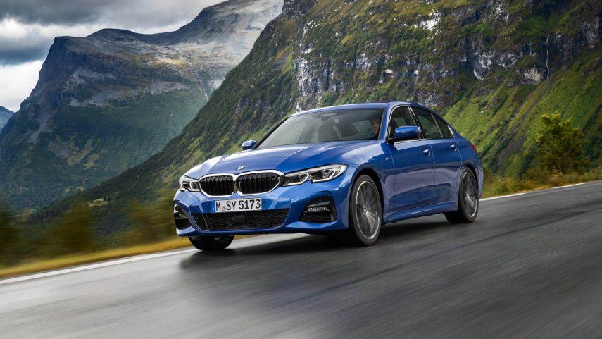 El nuevo BMW Serie 3 llega en marzo de 2019