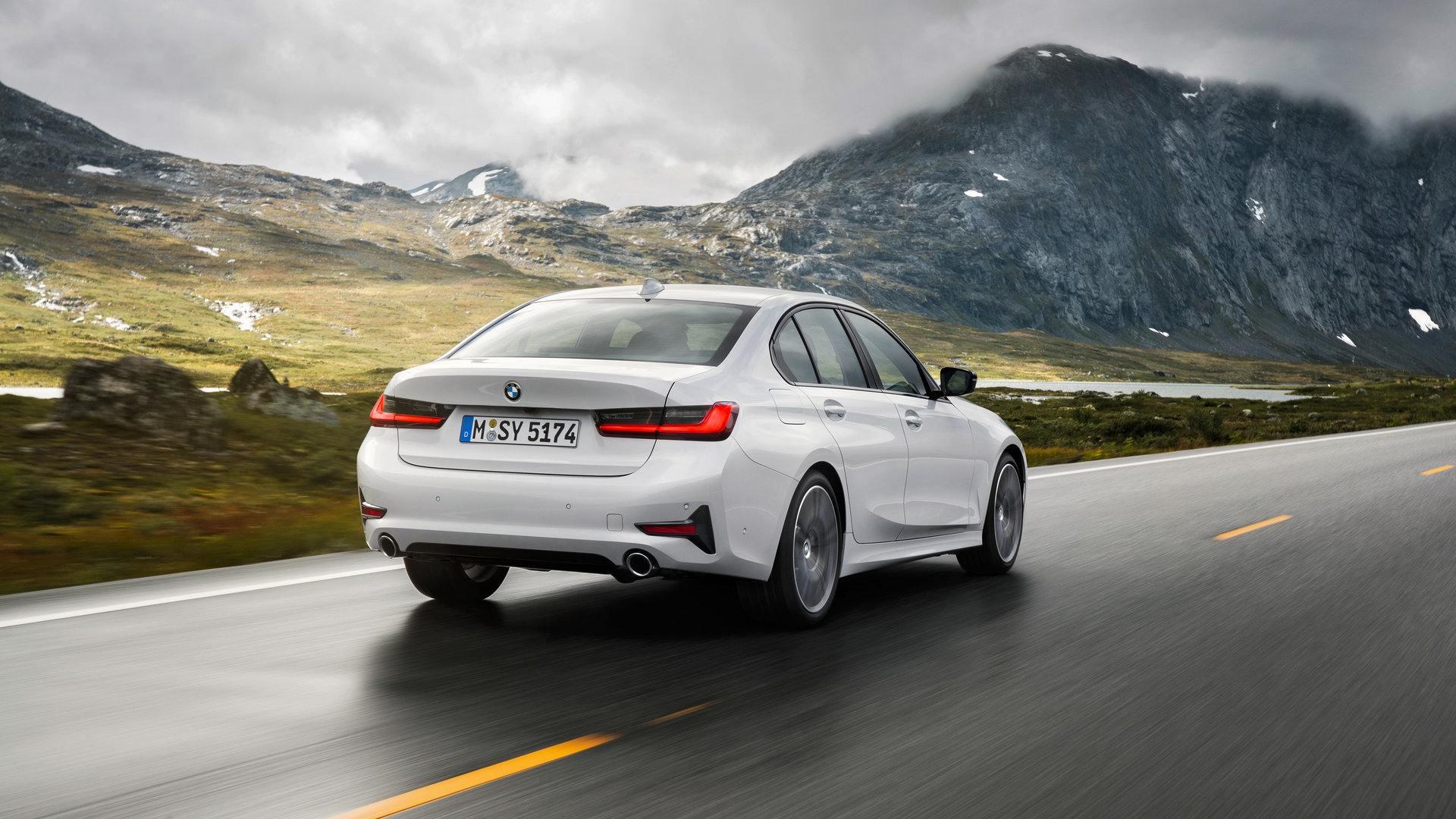 BMW Serie 3 2019 11