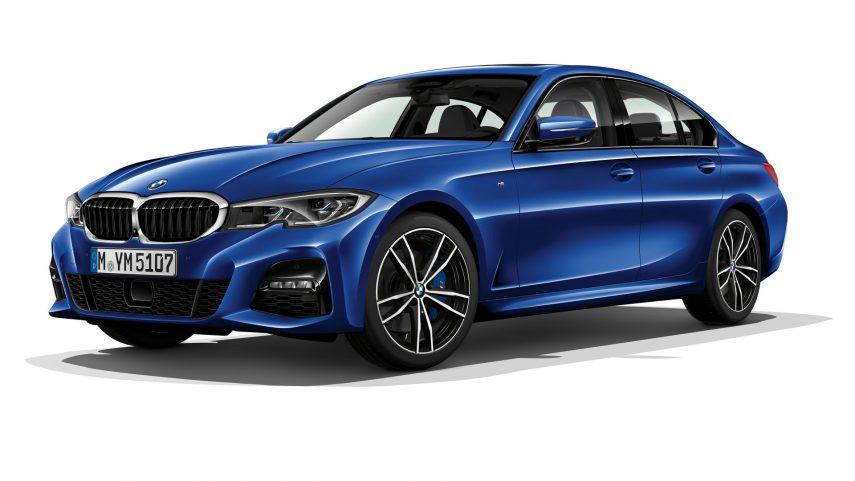 BMW Serie 3 2019 13