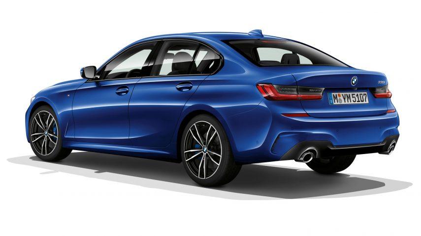 BMW Serie 3 2019 16