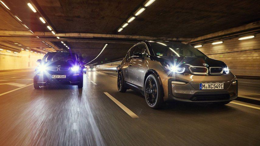 El nuevo BMW i3 viene con más autonomía y más equipamiento