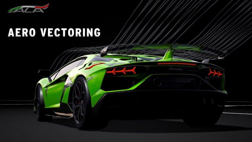 Conoce los secretos aerodinámicos del Lamborghini Aventador SVJ