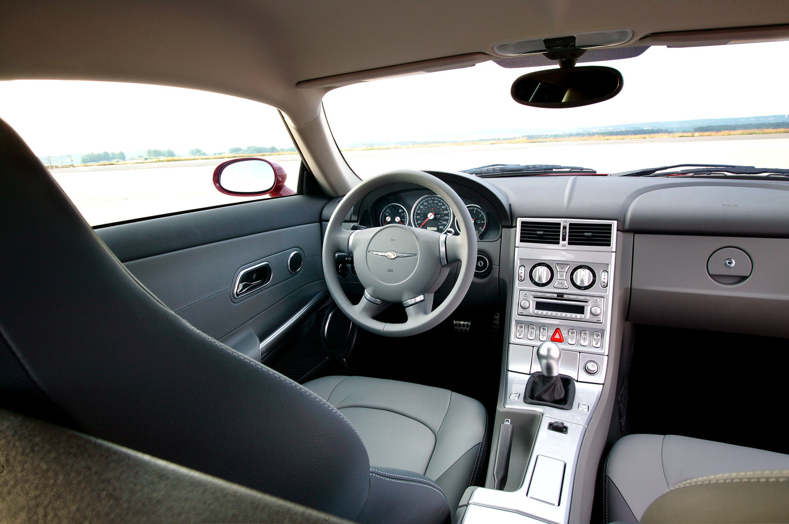 Chrysler Crossfire Limited Coupe 2