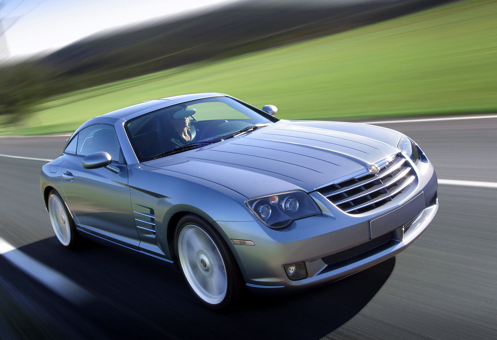 Chrysler Crossfire Limited Coupe 3