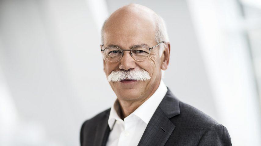 Dieter Zetsche, el súper CEO de Daimler, se marchará en mayo