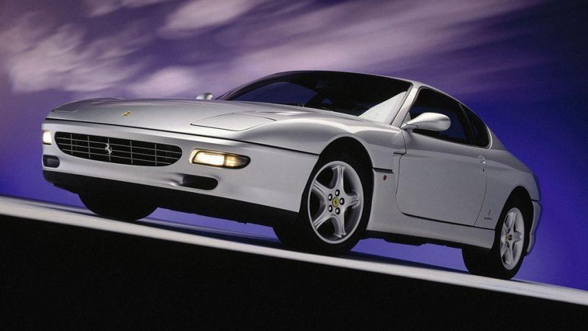 Coche del día: Ferrari 456 GT