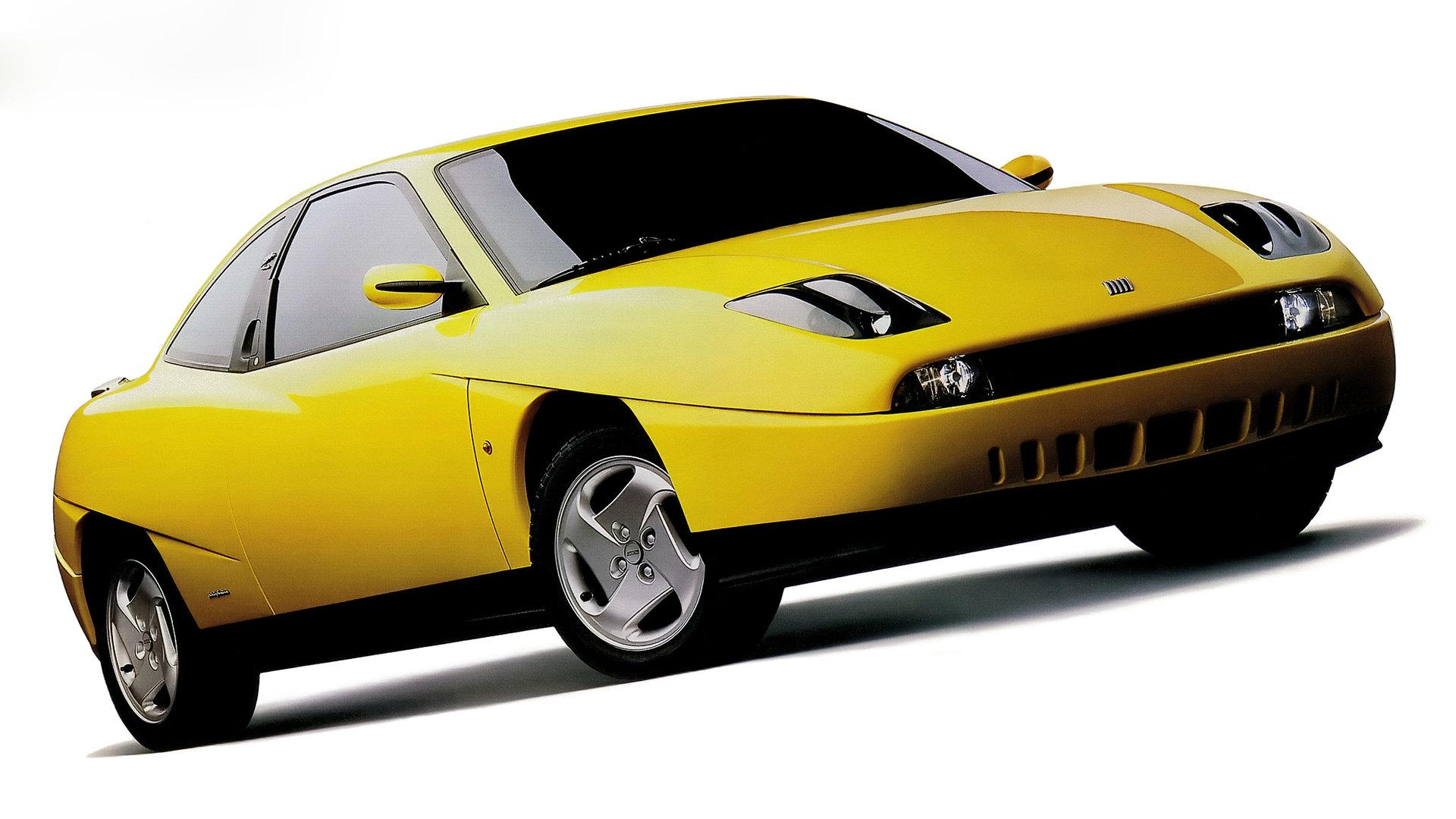 Coche del día: Fiat Coupé turbo