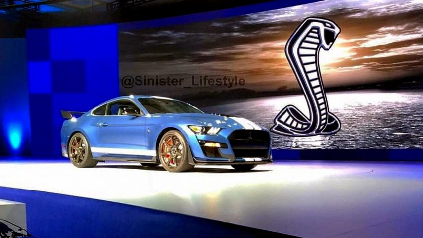 Este es el nuevo Ford Mustang Shelby GT500