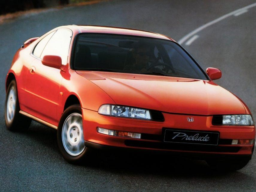 Coche del día: Honda Prelude (Mk IV)