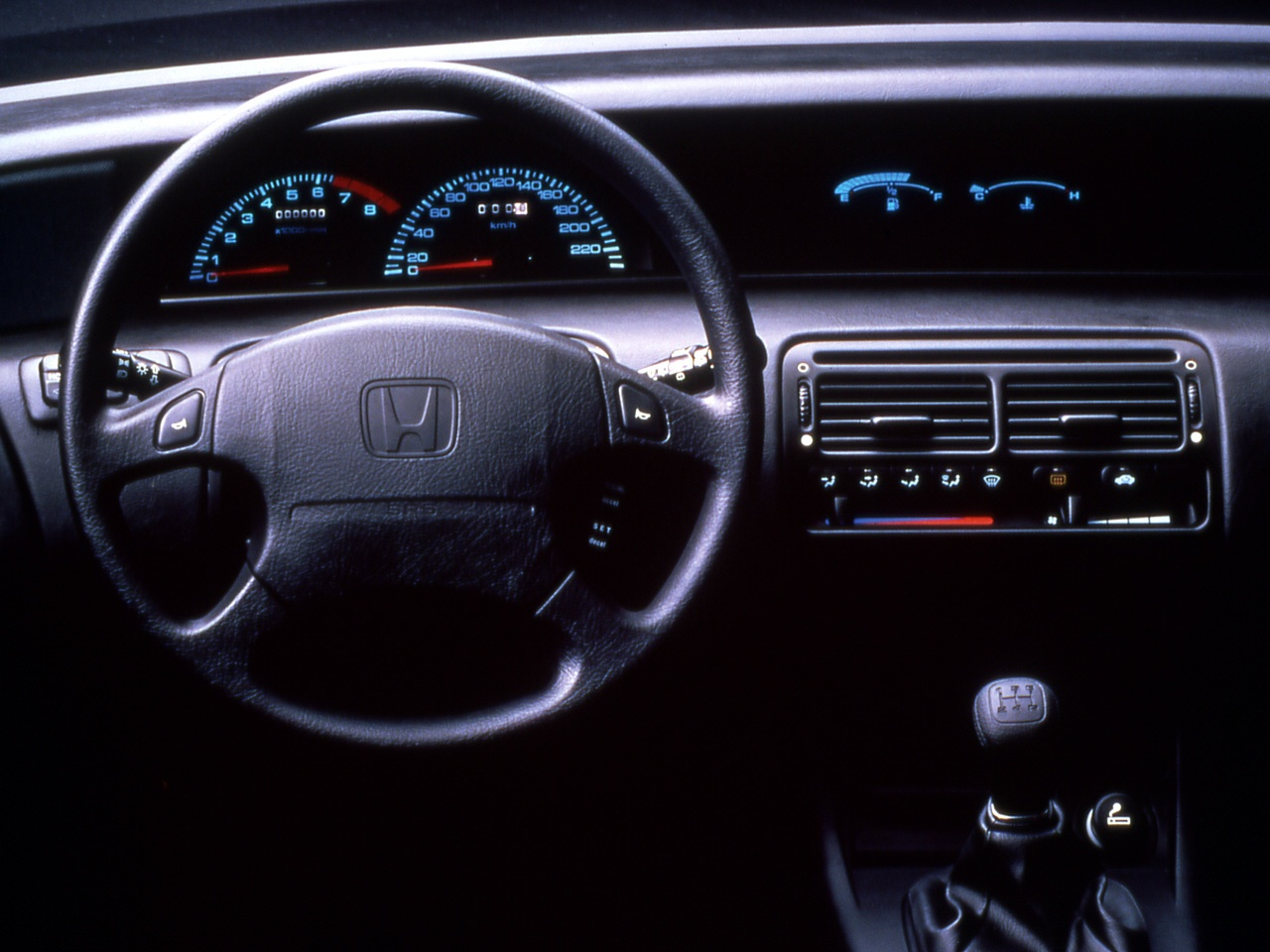 Honda Prelude BA8 3