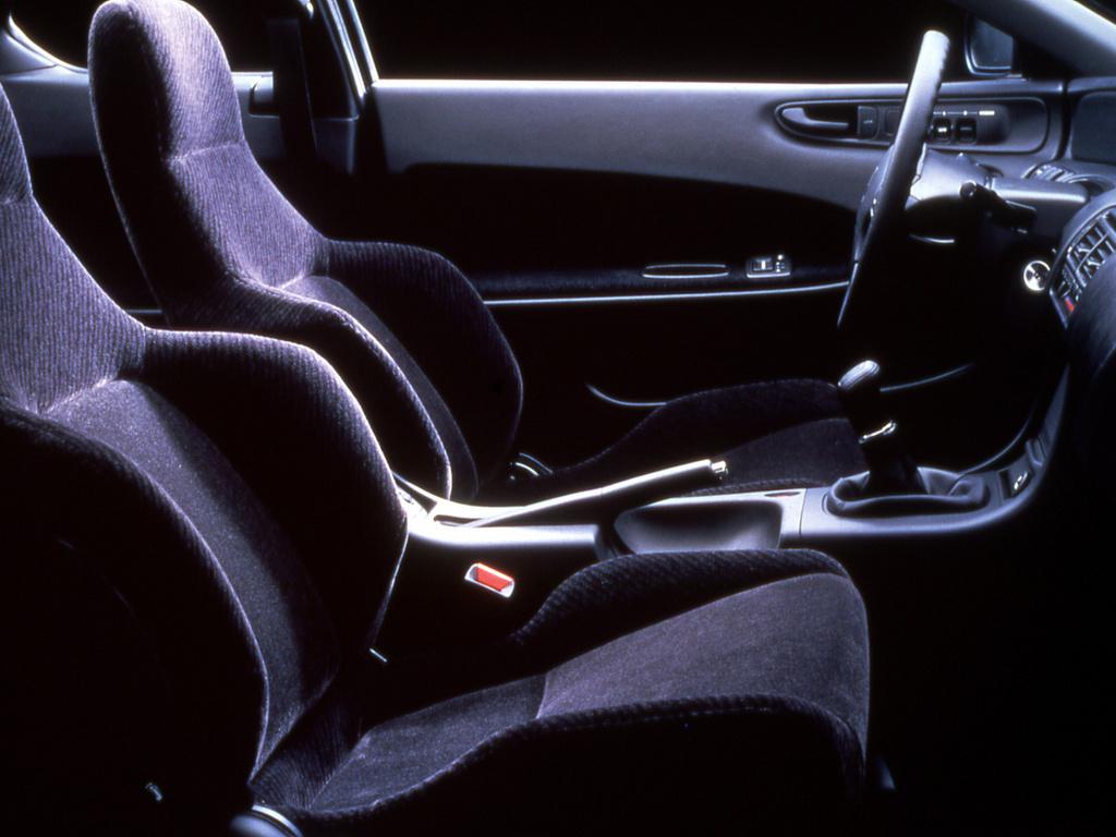 Honda Prelude BA8 4