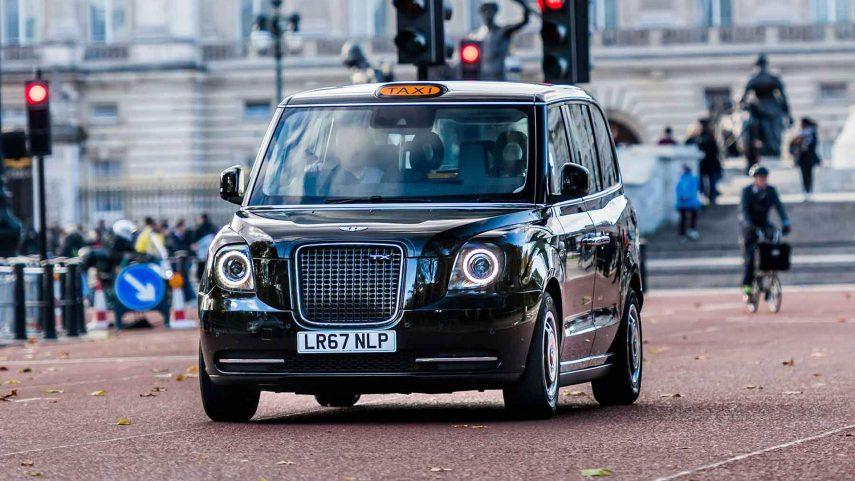 El London Taxi también será el taxi de París