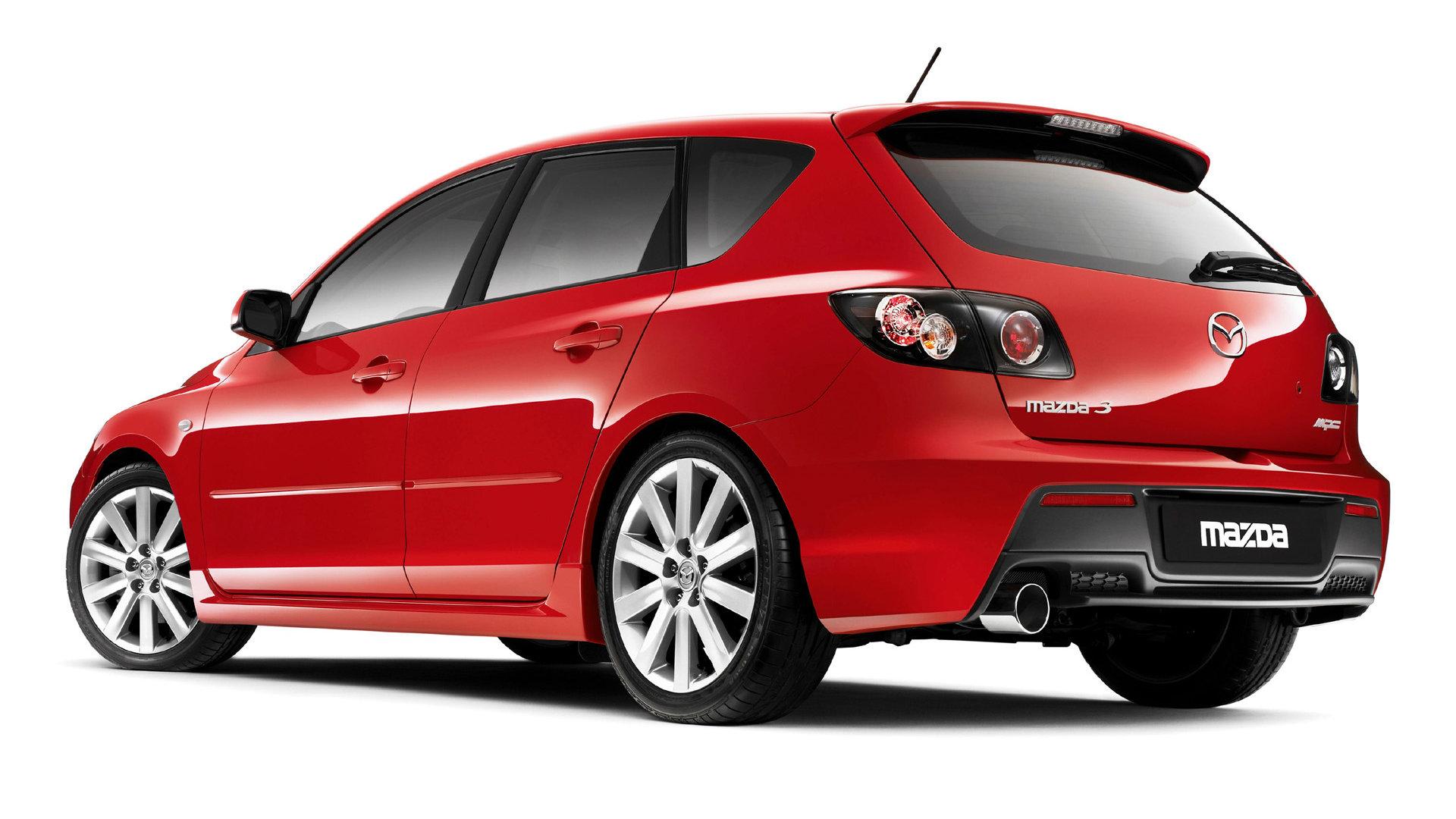 Coche del día: Mazda3 MPS (BK)
