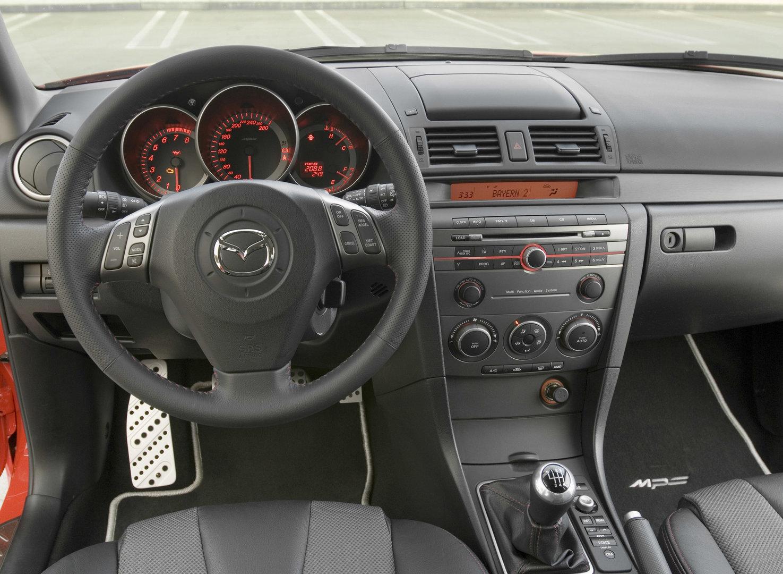 Mazda3 MPS BK 5
