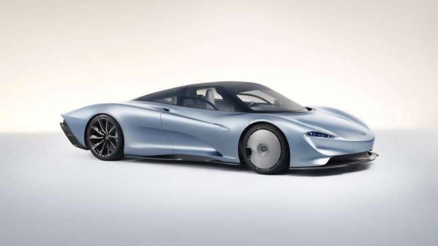 Se filtra antes de tiempo el McLaren Speedtail