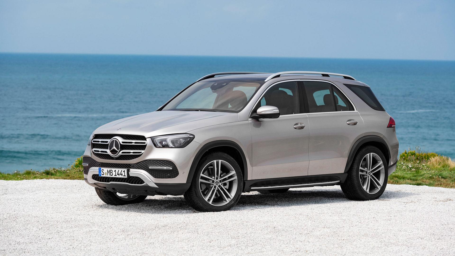 Los híbridos de Mercedes-Benz: 100 km de autonomía y motores diésel