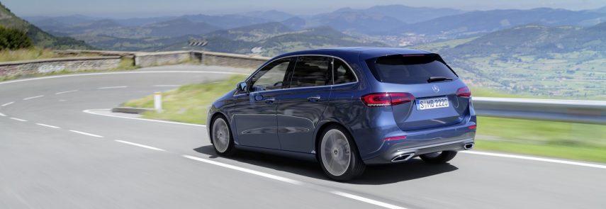 Mercedes-Benz presenta la nueva generación del Clase B