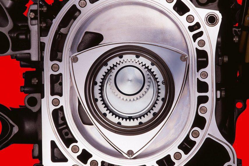 El motor rotativo de Mazda volverá como extensor de autonomía para un eléctrico