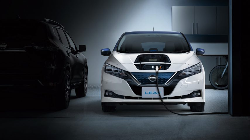 Se desvelan los precios del Nissan Leaf de 60 kWh
