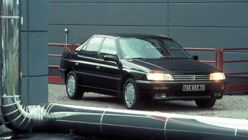 Coche del día: Peugeot 605 SV 3.0
