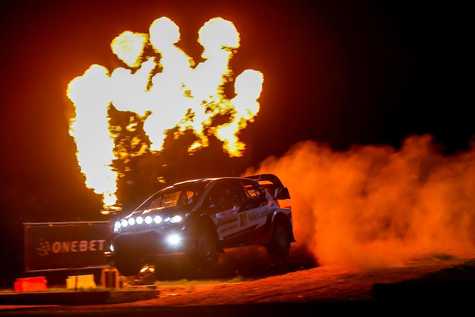 Rally De Gales 2