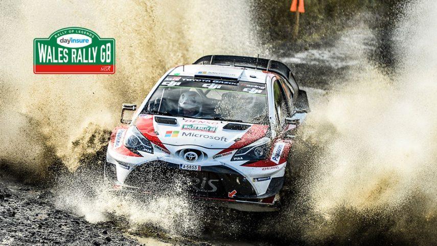WRC: Rally de Gales 2018
