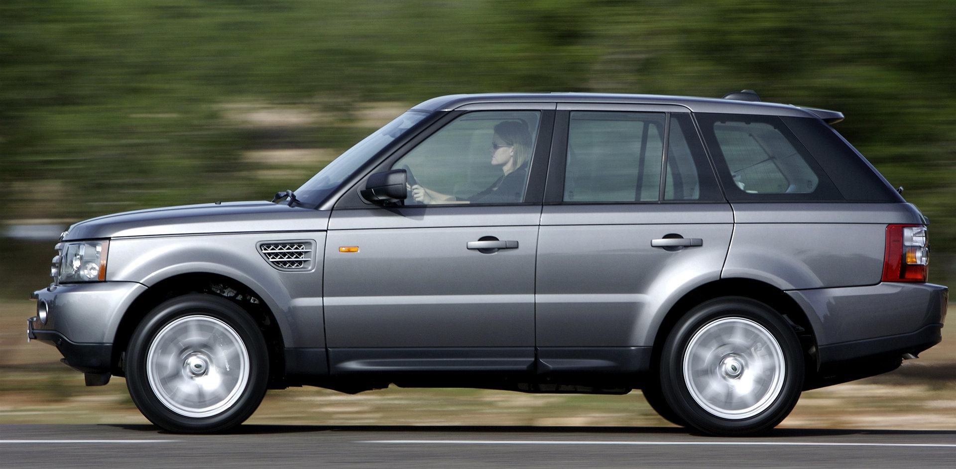 Coche del día: Range Rover Sport (L320)