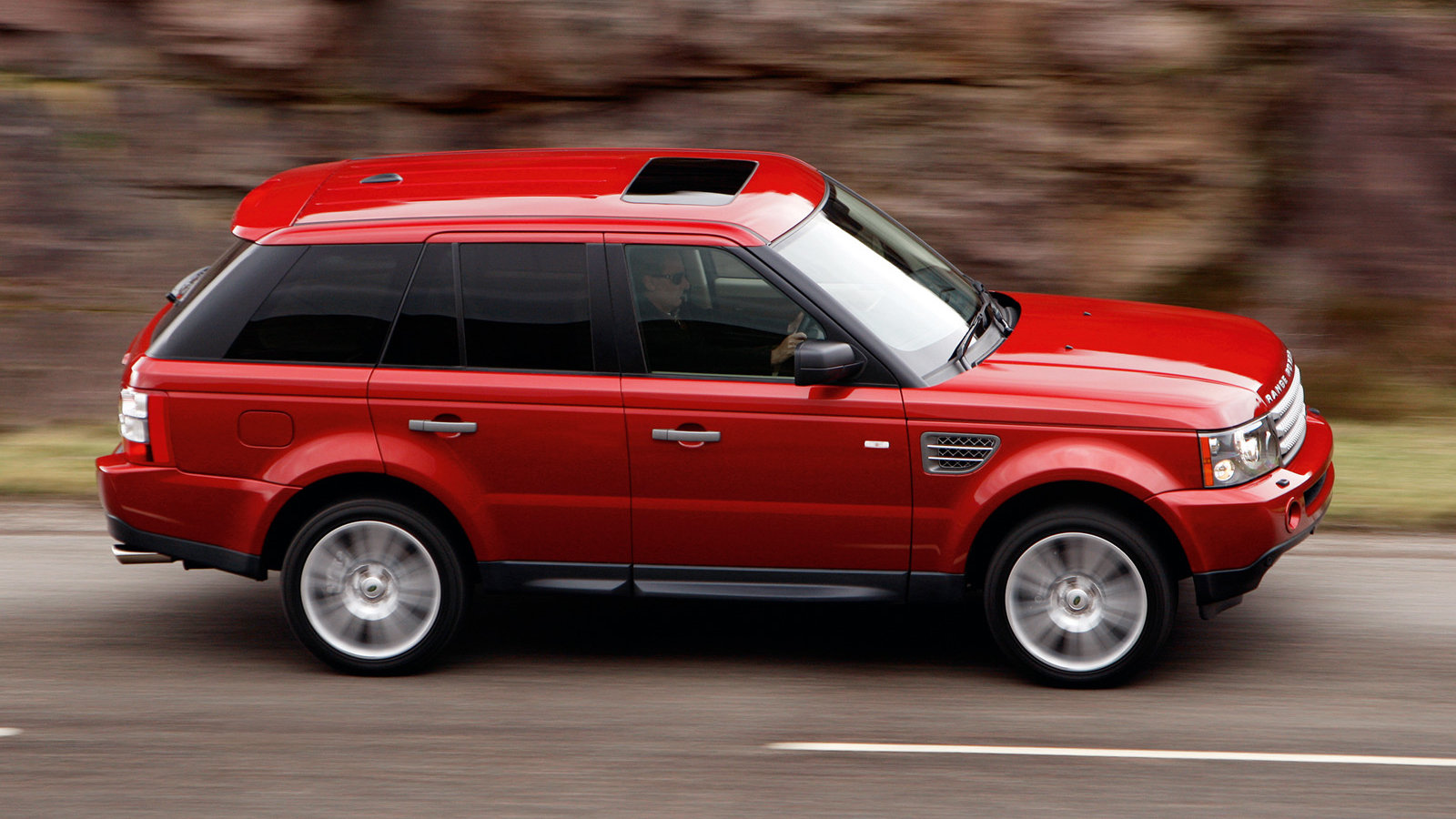 Range Rover Sport Supercharged UK