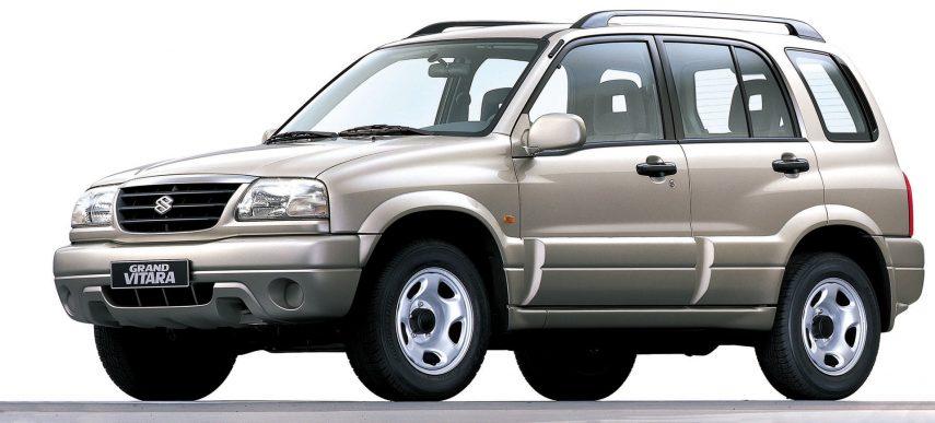 Coche del día: Suzuki Grand Vitara V6