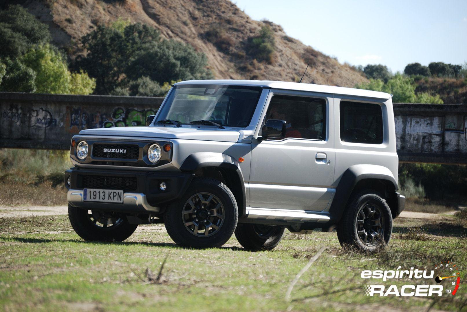 Contacto: Suzuki Jimny 1.5