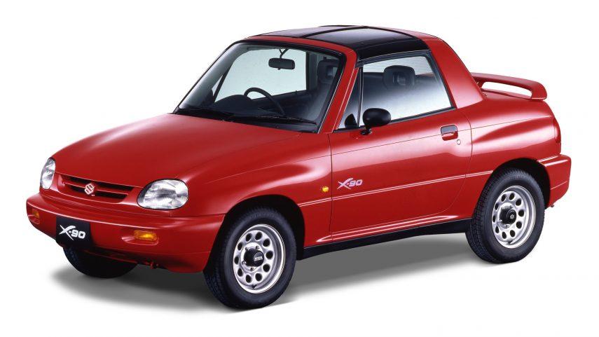 Coche del día: Suzuki Vitara X-90