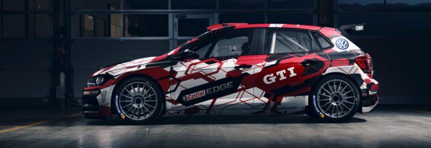 Nuevo Volkswagen Polo GTI R5, el hermano de rallyes del Polo GTI