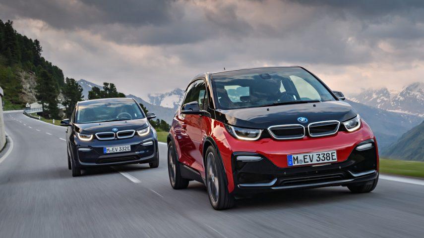 BMW i3s: más chispa para el compacto eléctrico bávaro