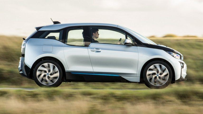 El BMW i3 ampliará su autonomía este verano