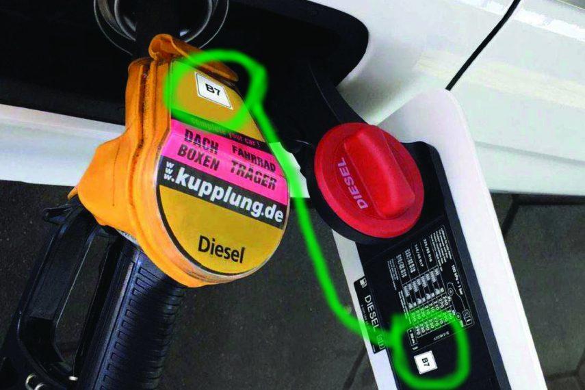 ¿Que significan las nuevas etiquetas de las gasolineras?