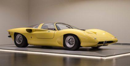 Alfa Romeo Pininfarina 33/2 Concept (1969)
