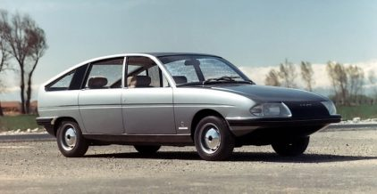 BMC 1100 Pininfarina Concept