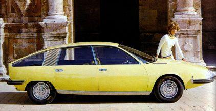 BMC 1800 Pininfarina Concept