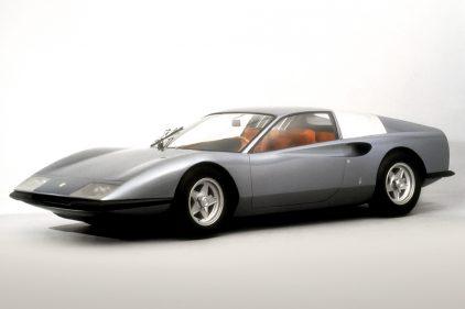 Ferrari P6 Concept