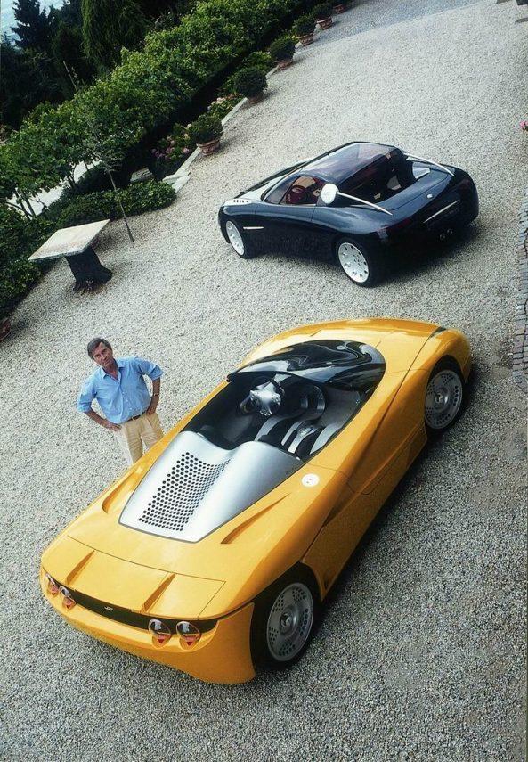 Grandes diseñadores: Leonardo Fioravanti