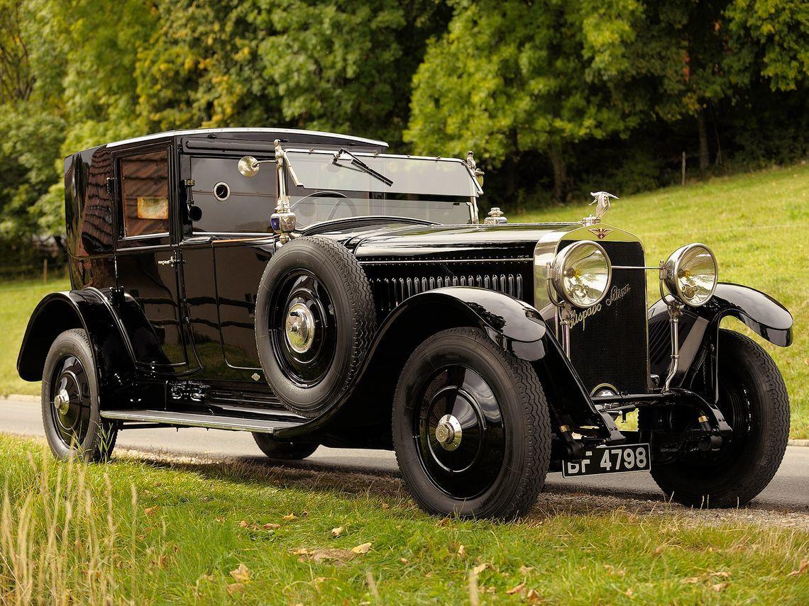 La marca Hispano-Suiza cambia de propietarios por inactividad
