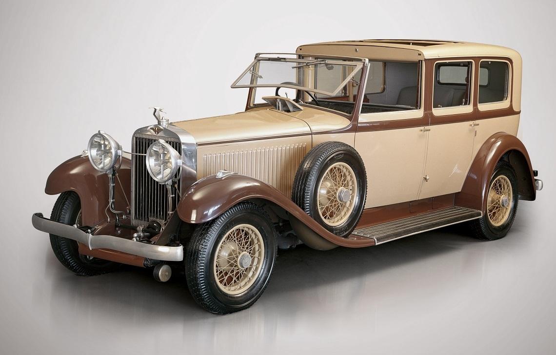 Hispano-Suiza H6B Chauffeur