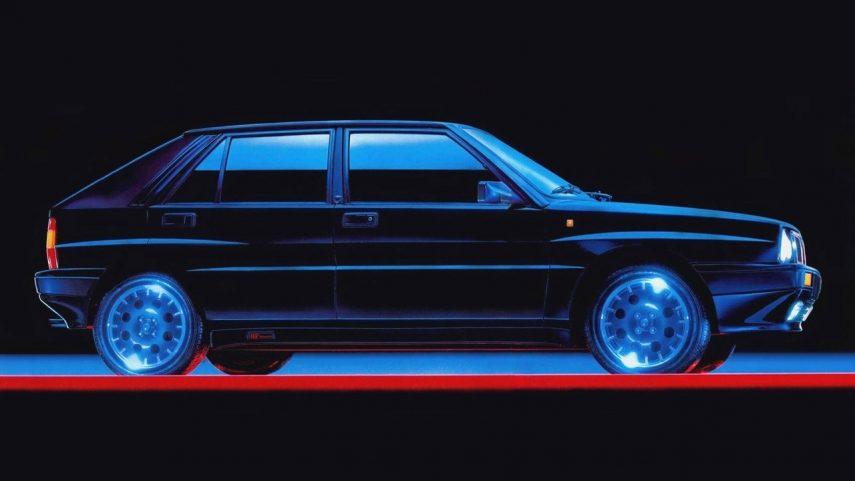 Coche del día: Lancia Delta HF Integrale