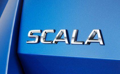 Skoda Scala Primeras Imagenes 2