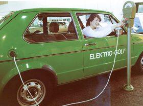Vw Elektrogolf 3