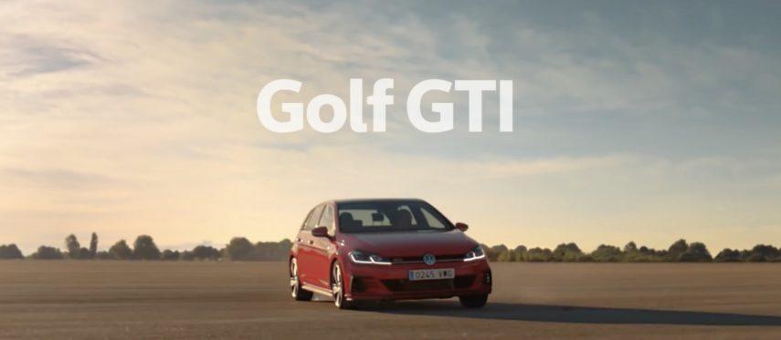 ¿De quién se ríe Volkswagen en el nuevo anuncio del Golf GTI?