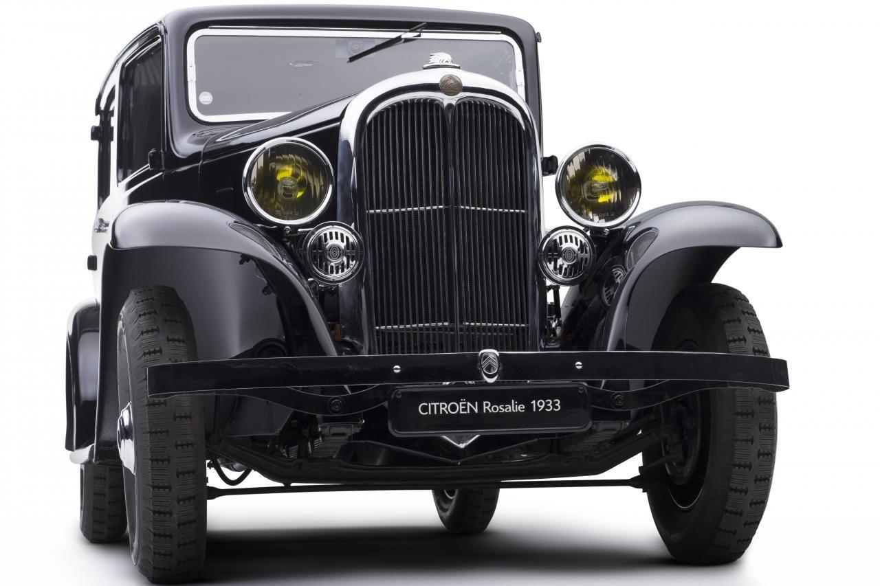 Citroën Rosalie