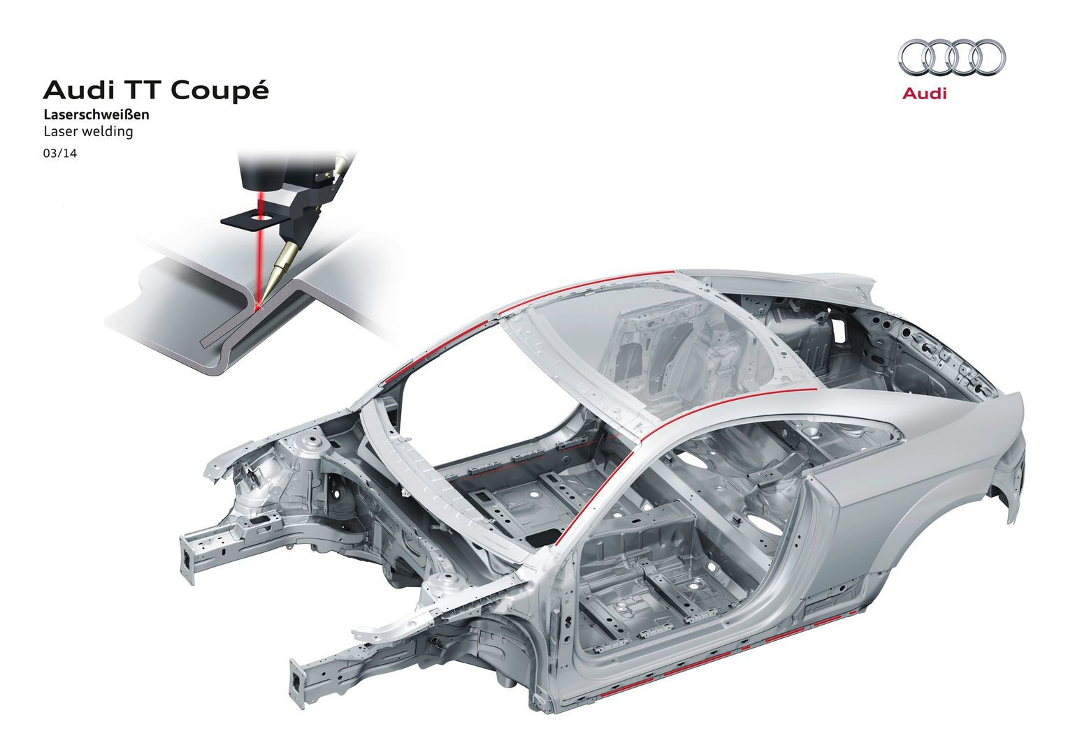 Audi TT Chasis 2
