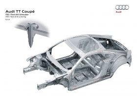 Audi TT Chasis 4